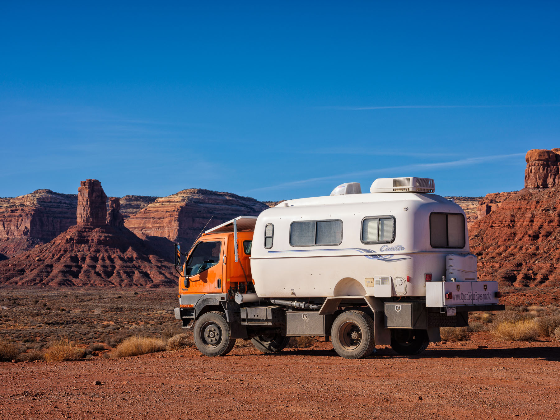 The Cassita Fuso in Arches National Park